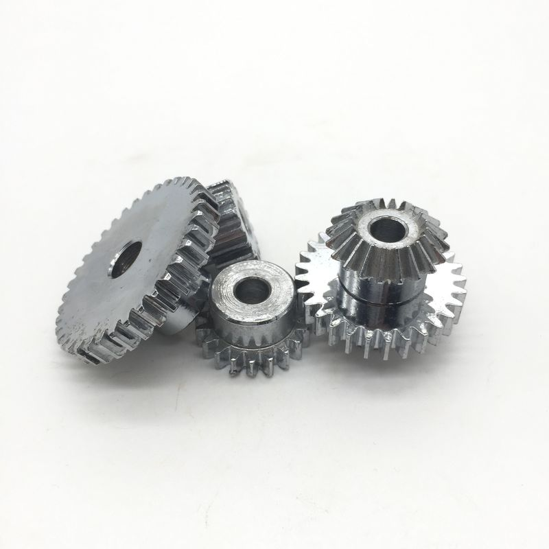 Manufacturer pruduce wide varieties metal small spur gear and small bevel gear